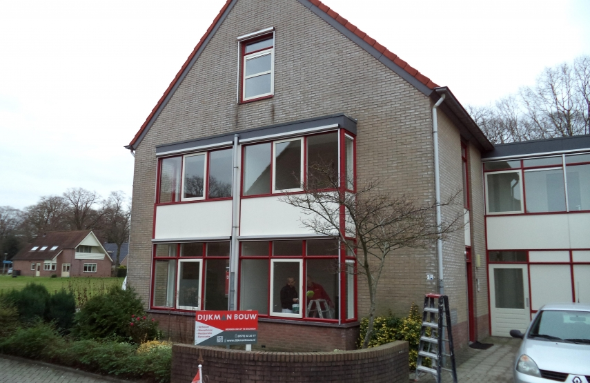 Project Verbouw appartementen Kurkeikweg Deventer