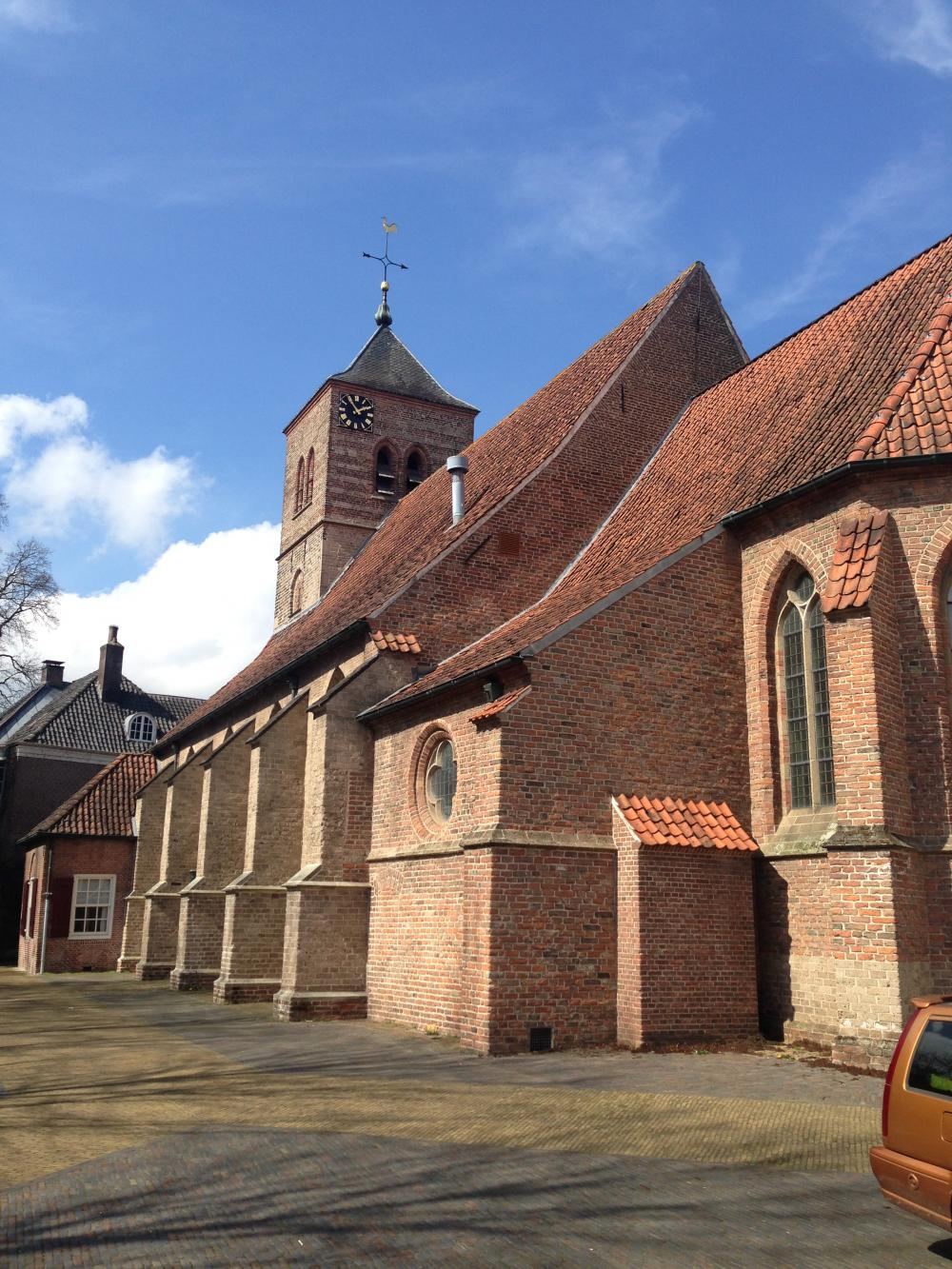 Project Restauratie Martinuskerk Kerkplein Warnsveld