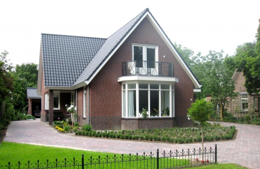 Nieuwbouw vrijstaande woning veldensebosweg warnsveld for Nieuwbouw vrijstaande woning