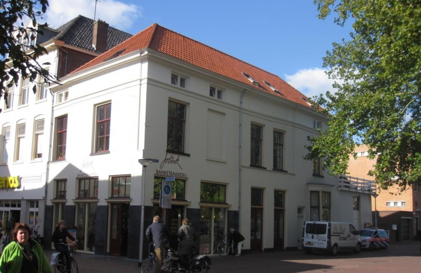 Project Restauratie monument Beukerstraat Zutphen